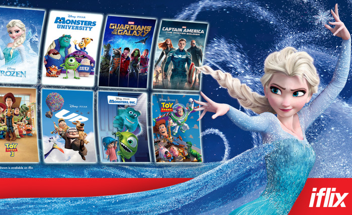iflix Disney - Frozen