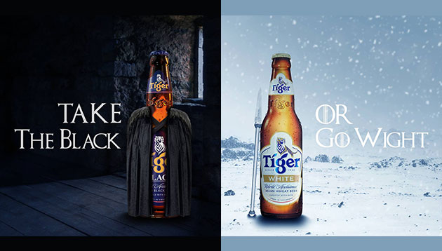 tiger beer marketing plan Bbdo singapore has teamed up with tiger beer to launch two new unique, unprecedented and unexpected beers - the tiger black and tiger white the first of its kind in singapore, and the biggest launch of the year for the brand, tiger black and tiger white are the brewery's take on the classic black .
