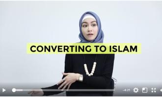 Converting to Islam 1