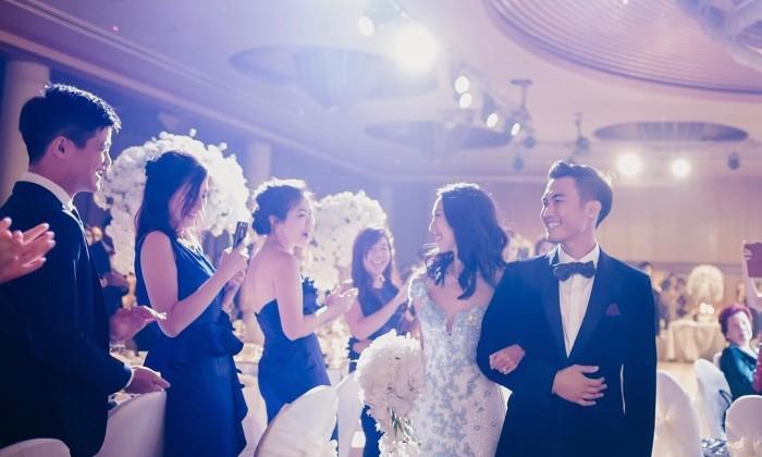 Melissa Koh wedding