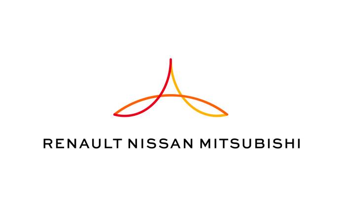 Renault-Nissan-Mistsubishi Alliance Logo