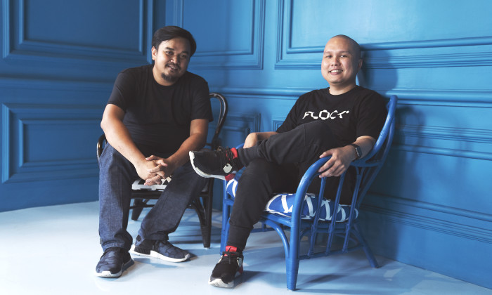 Yerry Indrajaya and Leonard Wiguna