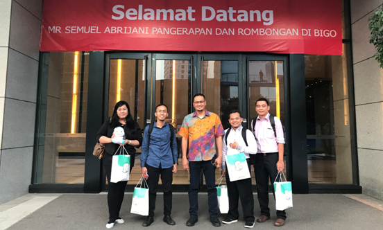 Bigo Indonesia ministry