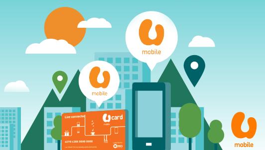 U Mobile_Creative_Media_pitch