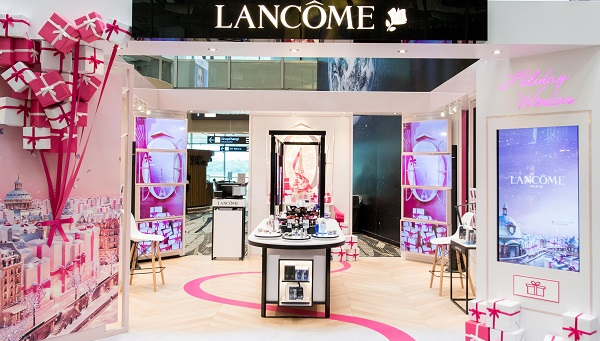 LANCOME Travel Retail APAC_Changi