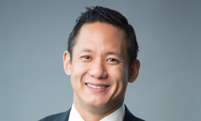 Robert Cheng, vice president of brand marketing and communications, Rosewood Hotel Group