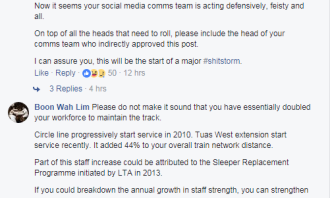 SMRT CEO comments 2
