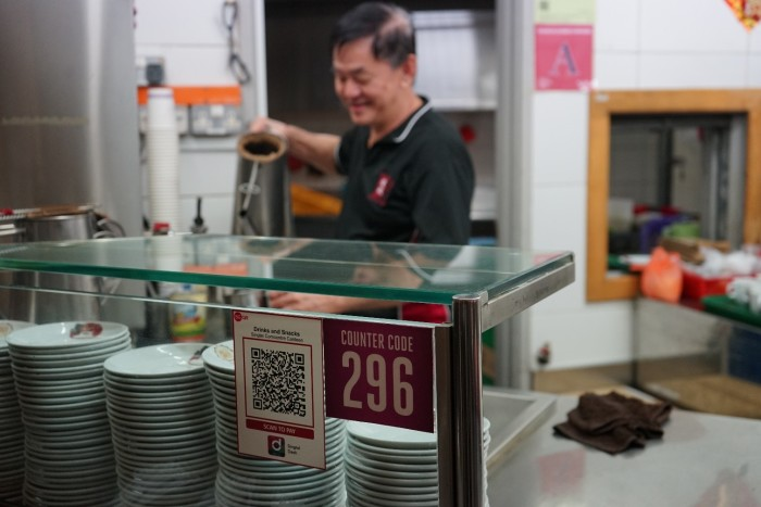 DBS Bank, OCBC, UOB to use NETS QR code for cashless payments