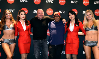 UFC Air Asia