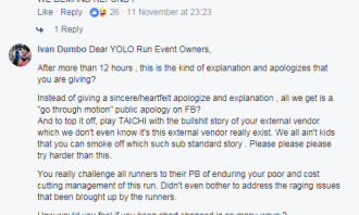 YOLO Run comment 1
