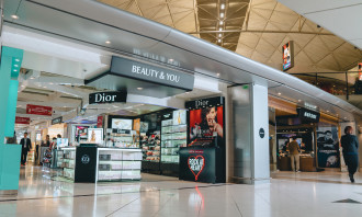 The Shilla Duty Free_East Hall South Shop Exterior