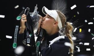 Caroline_BNP Paribas_WTA Finals Singapore