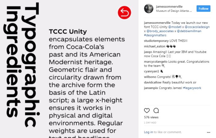 James Sommerville_Coke_New Font