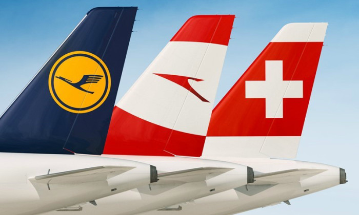 Lufthansa German Airlines_Swiss International Air Lines_Austrian Airlines