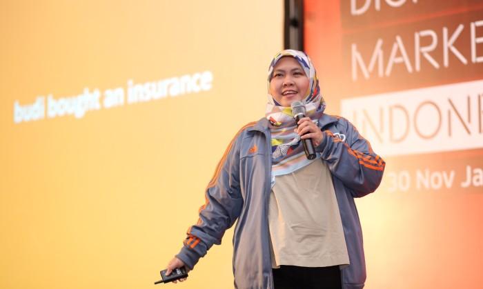 Maika Randini, CMO, FWD Life Indonesia