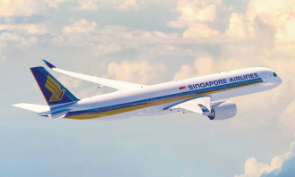Singapore Airlines_topping up