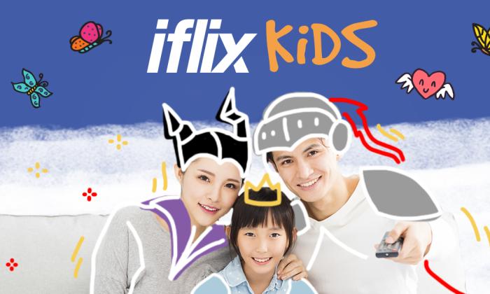 iflix Kids Channel