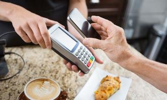 Digital mobile wallet 123rf