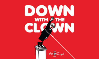 Fahmi Reza_PM Najib_Clown
