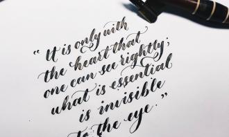 Jessie Lam_Calligraphy I