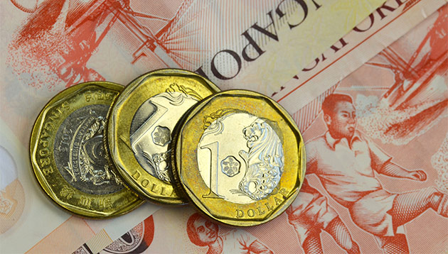 Singapore money 2 123rf