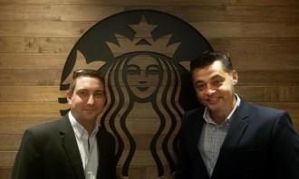 Starbucks Malaysia GO Comms