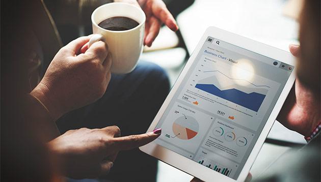 Analytics digital 123rf