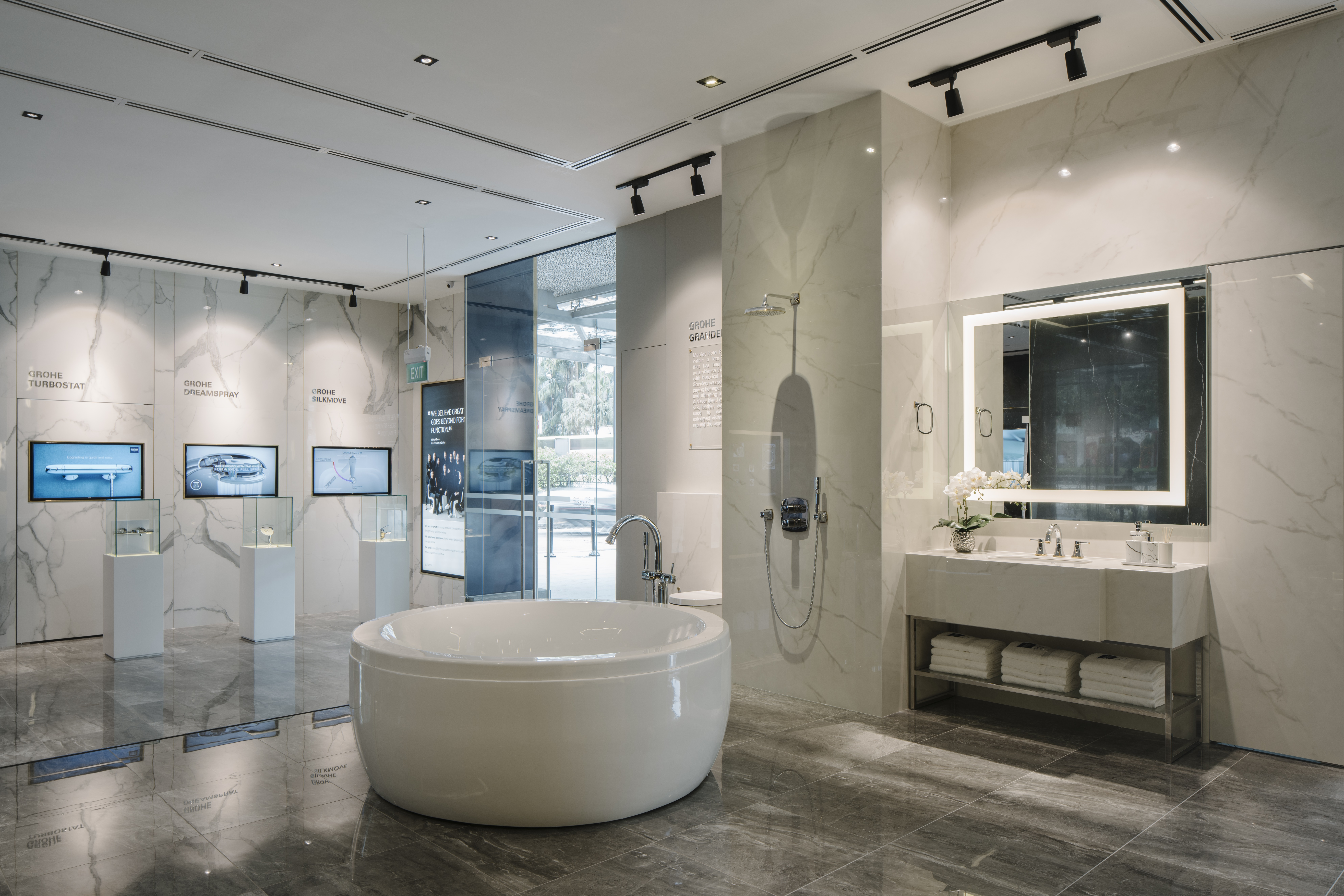 Grohe Launches Asia Flagship Store At Singapore S Shaw