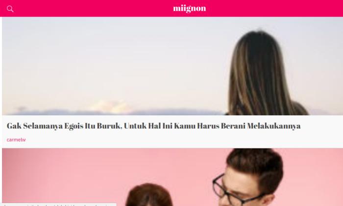 Miignon