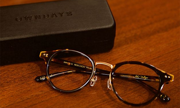 OWNDAYS glasses