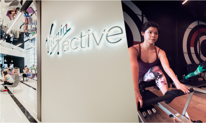 Virgin Active Fitness Clubs