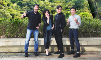 2018 DDB HK Mgt Team Group Photo