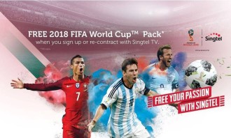 FIFA Singtel