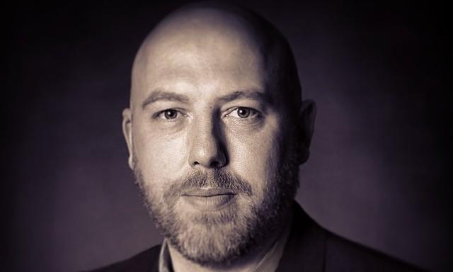 Adam Spurdle Headshot
