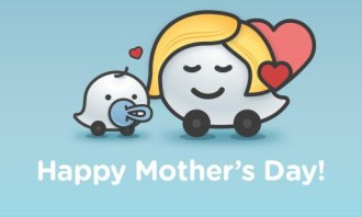 Waze celebrates Mother's Day in the Philippines