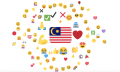 Malaysia GE14 Emoji