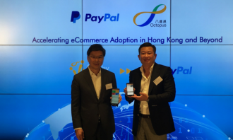 PayPal Octopus card