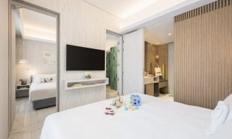 Village Hotel Sentosa - Family Room With Toys