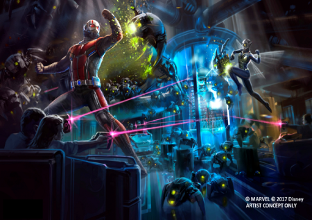 Ant-Man attraction 03