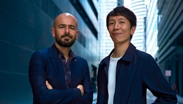 Nicolas Courant and Melvyn Lim_Co-CCOs at Ogilvy in Singapore