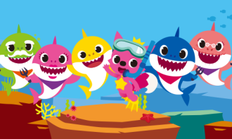 Pink Fong Baby Shark