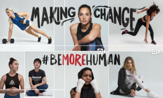 reebok_bemorehuman campaign